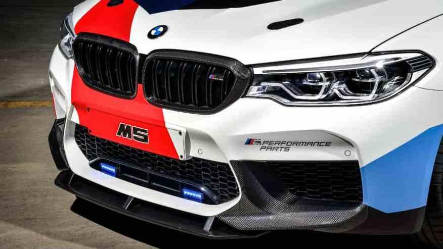 BMW M5 MotoGP 7