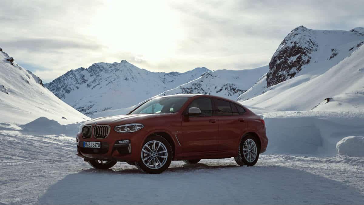 PREMIUM SUV BMW X4