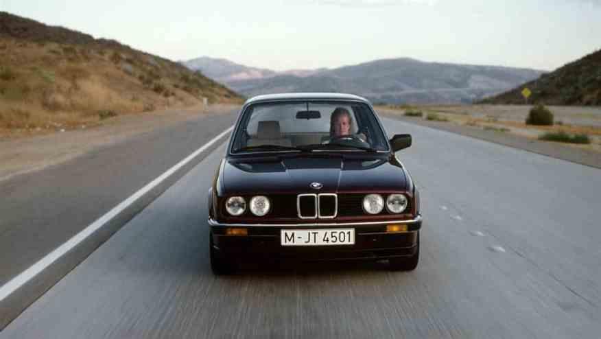 CLASSIC CAR  BMW 3