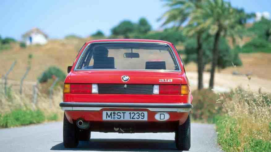 HISTORY OF BMW 3