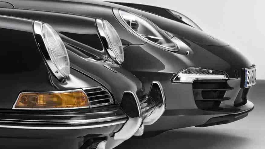 LEGENDARY CLASSIC CAR PORSCHE 911