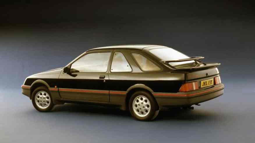 CLASSIC CAR FORD SIERRA
