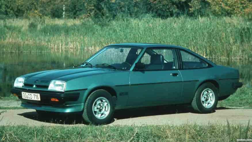 CLASSIC CAR OPEL MANTA