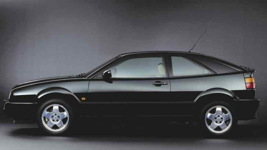 CLASSIC CAR VW CORRADO