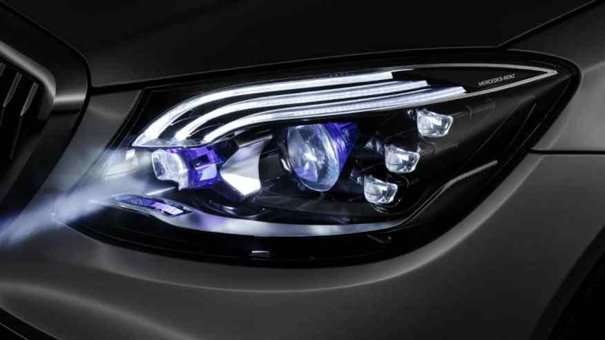 LIGHTNING TECHNOLOGY MERCEDES DIGITAL LIGHT