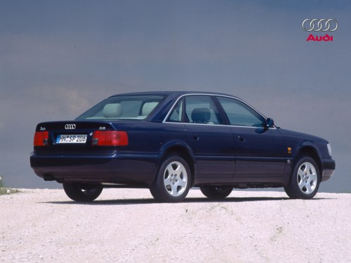 small resolution of audi a6 4a c4 1995 wallpaper 4