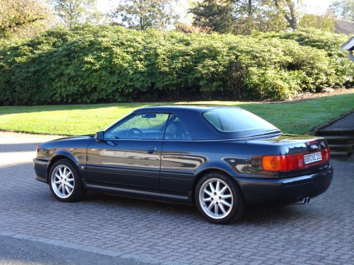 small resolution of audi cabriolet 89 1996