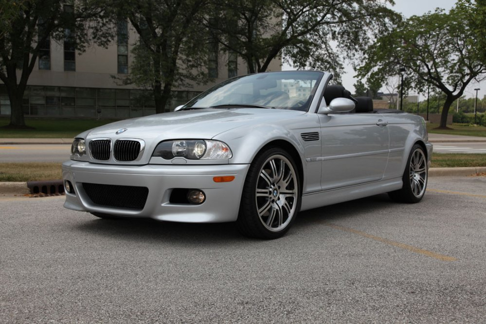 medium resolution of bmw m3 cabrio e46 2004 images 2
