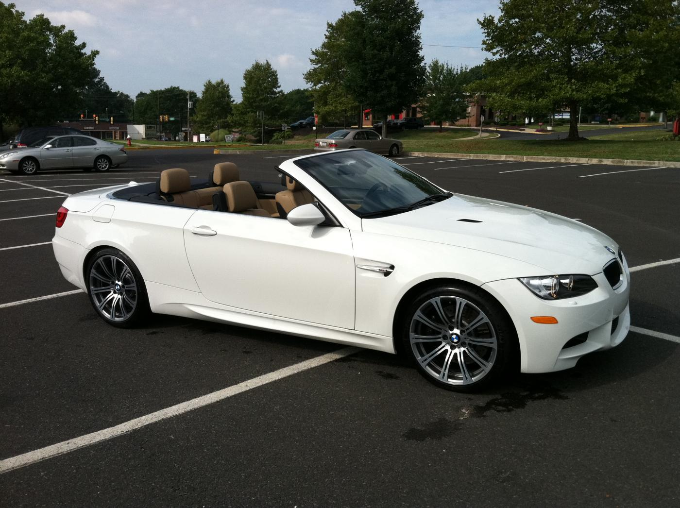 Bmw M3 Cabrio E93 Pictures Information And Specs