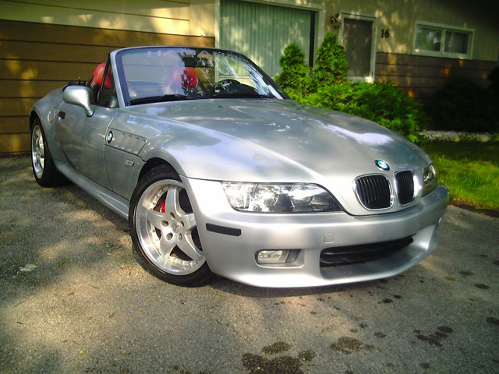 hight resolution of bmw z3 roadster 1997 images 11