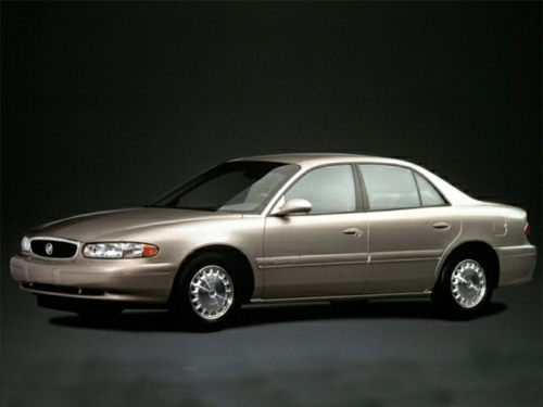 small resolution of cars buick century w 2003 7