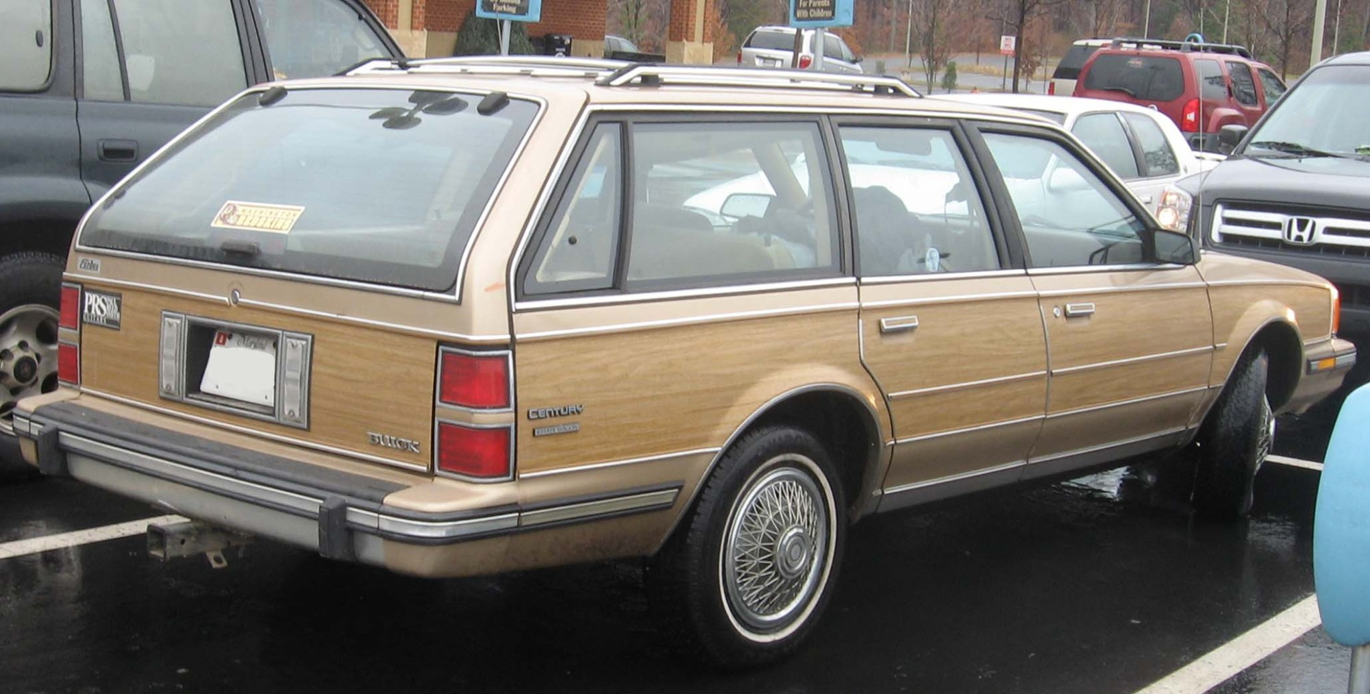 hight resolution of cars buick century wagon 1993 3