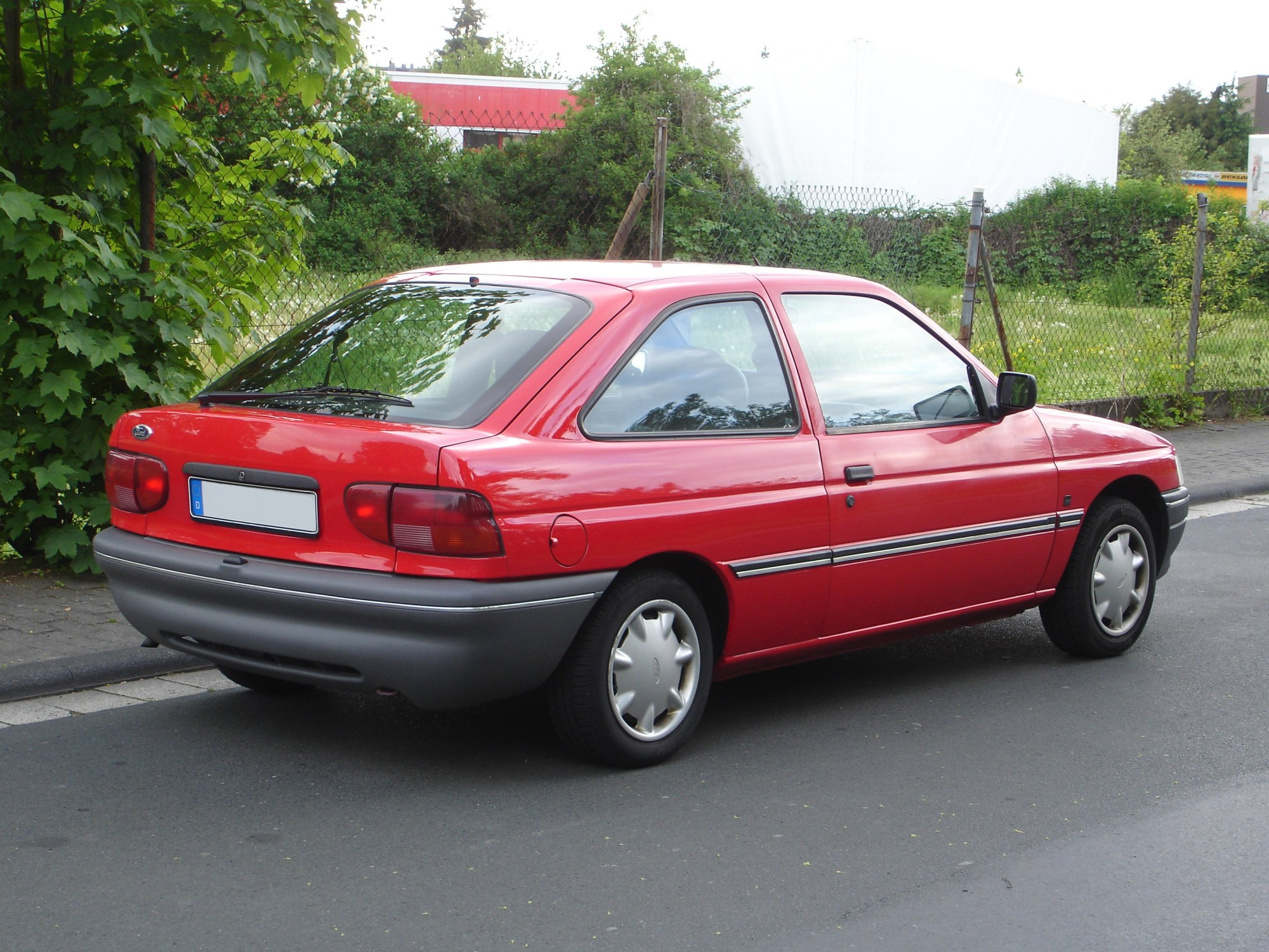 hight resolution of cars ford scorpio i hatch gge 1993 8