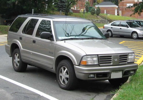small resolution of cars gmc envoy gmt330 2000 5