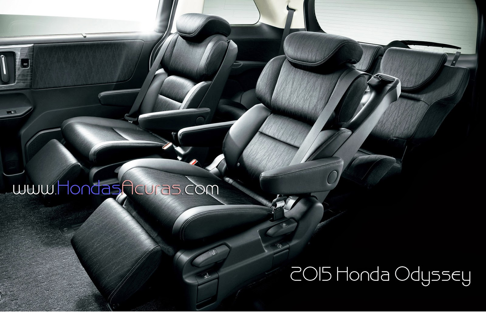 honda pilot captains chairs plus size folding chair best awd 3rd row seating 2015 html autos post