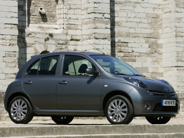2005 Nissan Micra K12 Information And Specs
