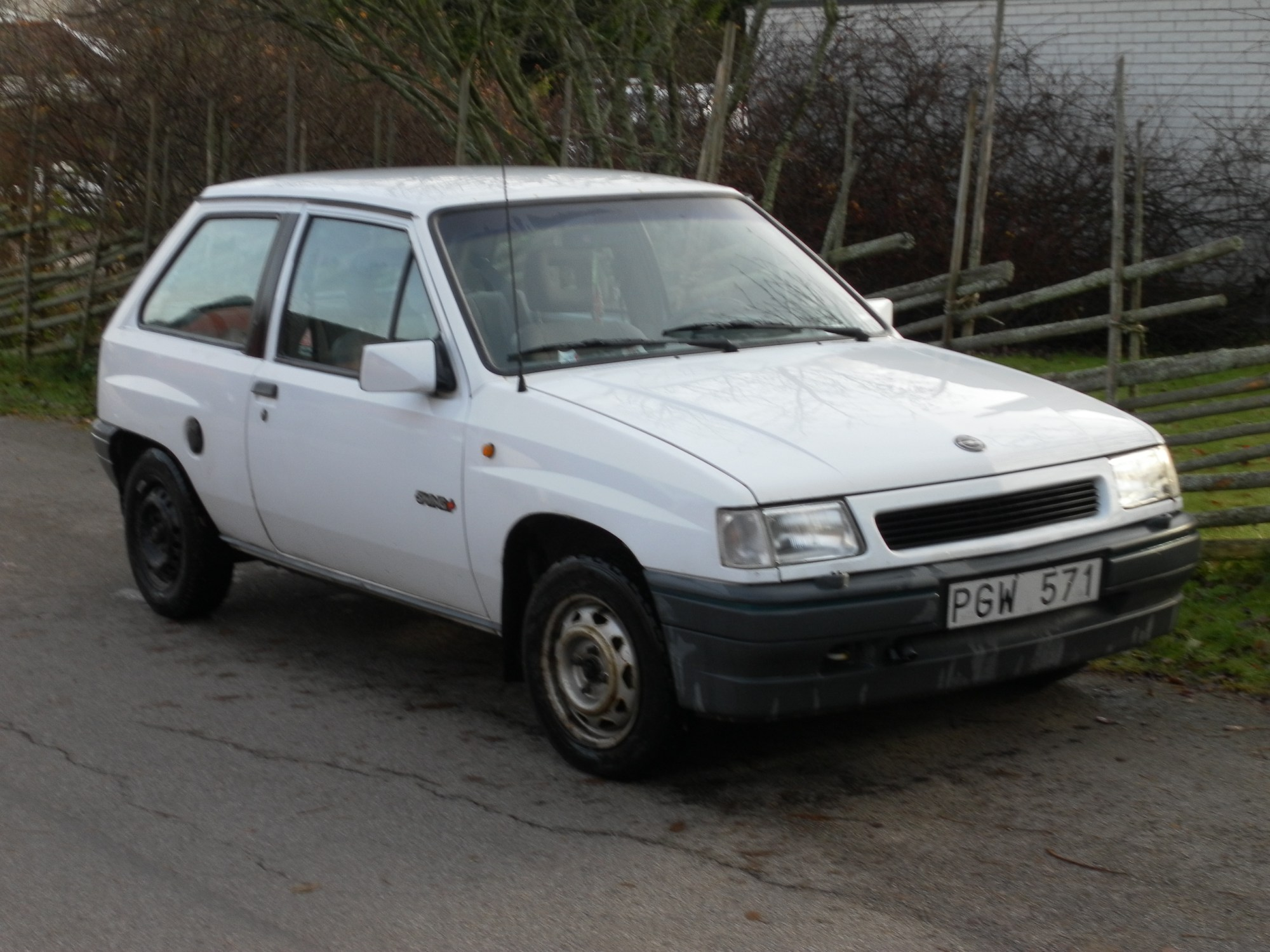 hight resolution of cars opel corsa a 1992 3