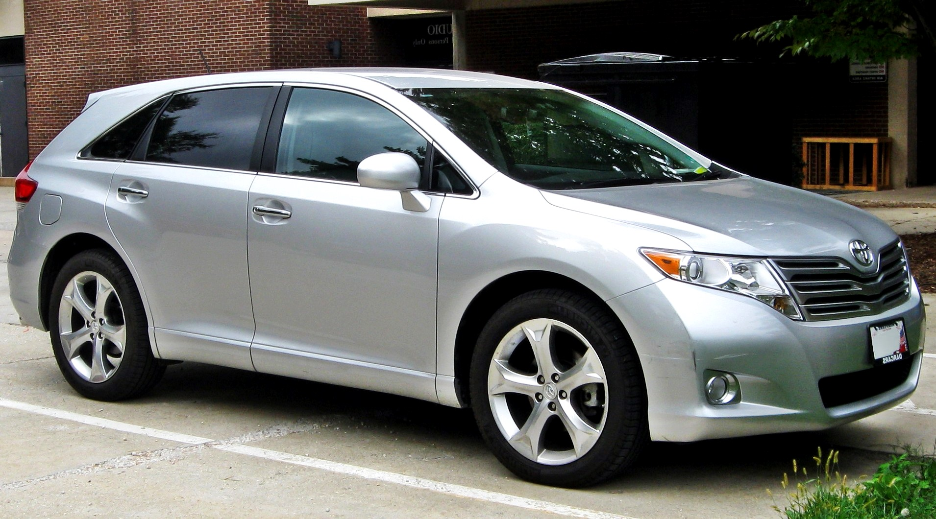 hight resolution of cars toyota venza 2016 13
