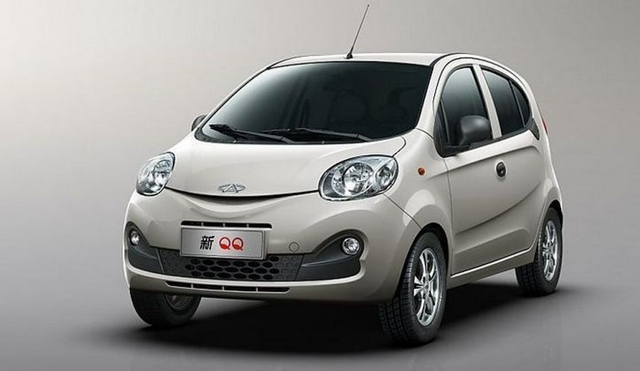 2014 Chery Qq – pictures. information and specs - Auto-Database.com