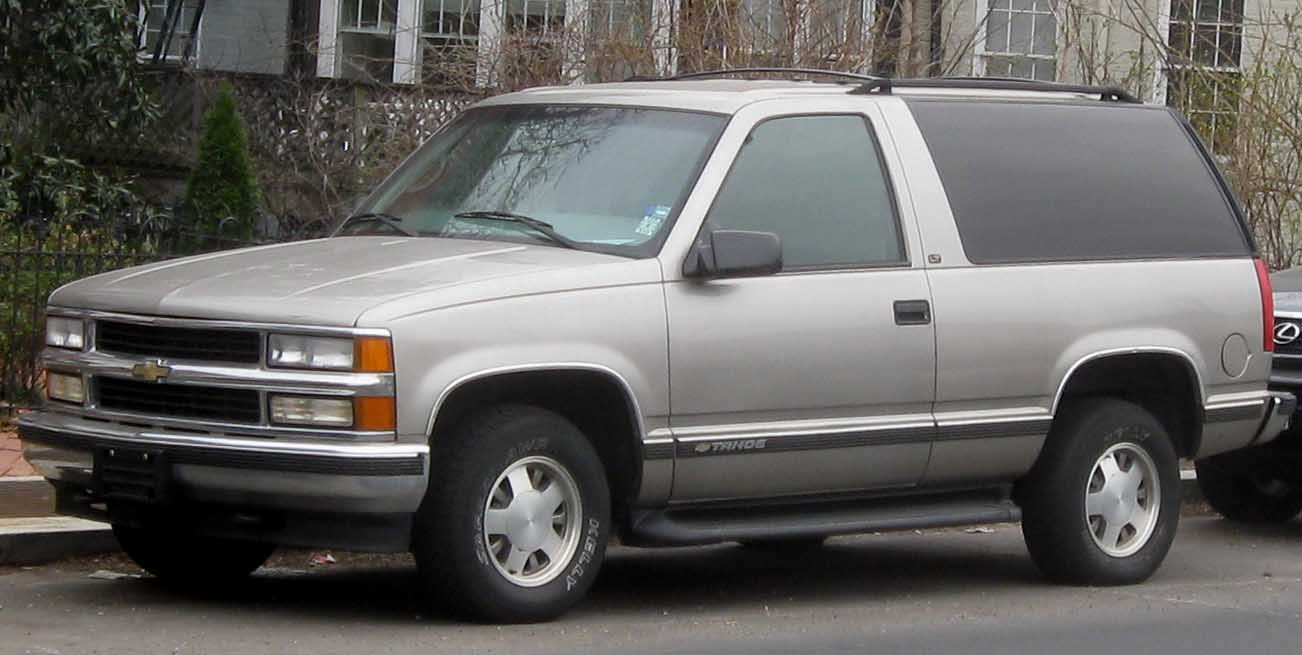 hight resolution of chevrolet suburban gmt400 1997 pics 5