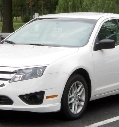 ford fusion sedan 2009 pictures 15 [ 1325 x 750 Pixel ]