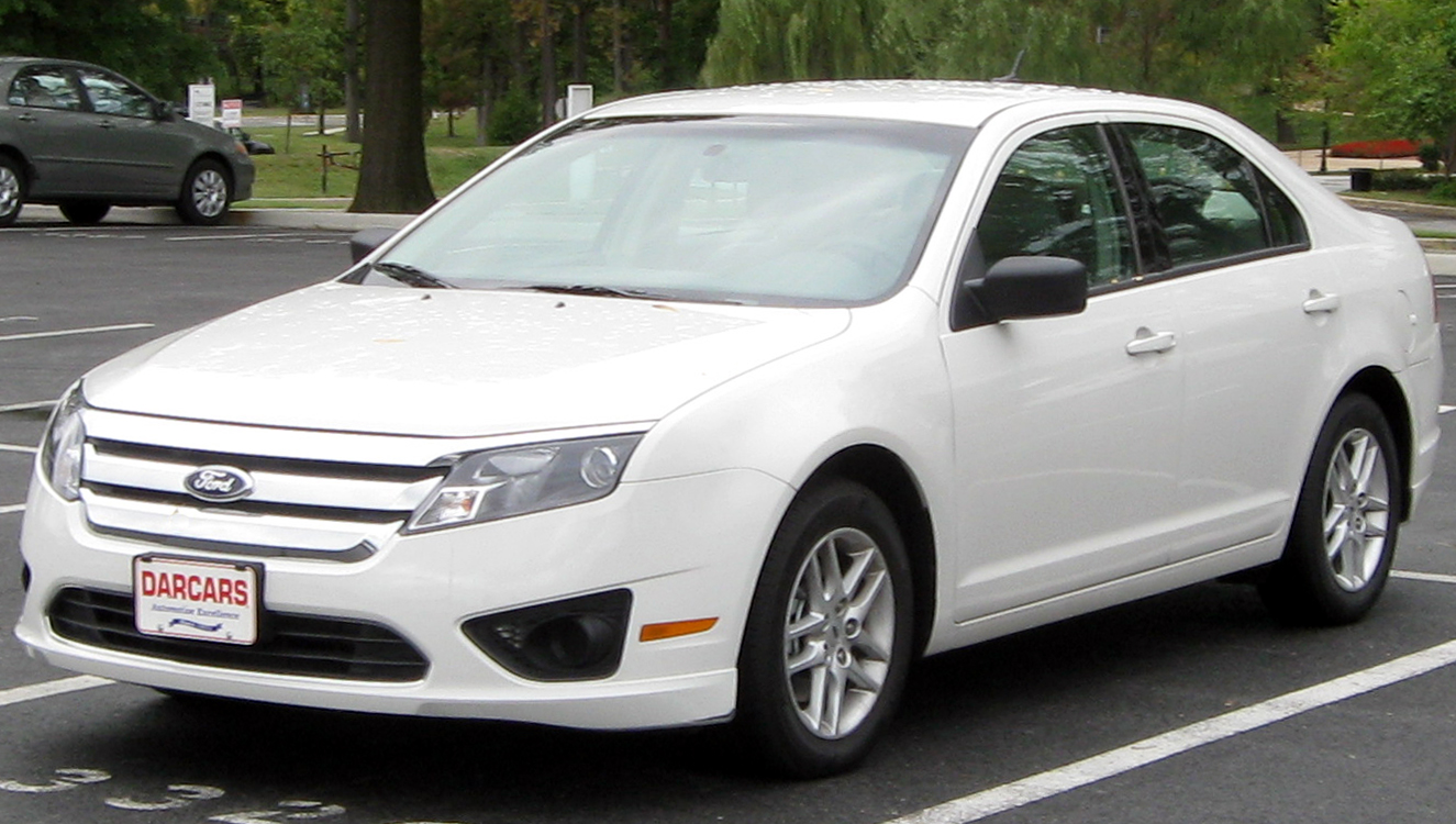 hight resolution of ford fusion sedan 2009 pictures 15
