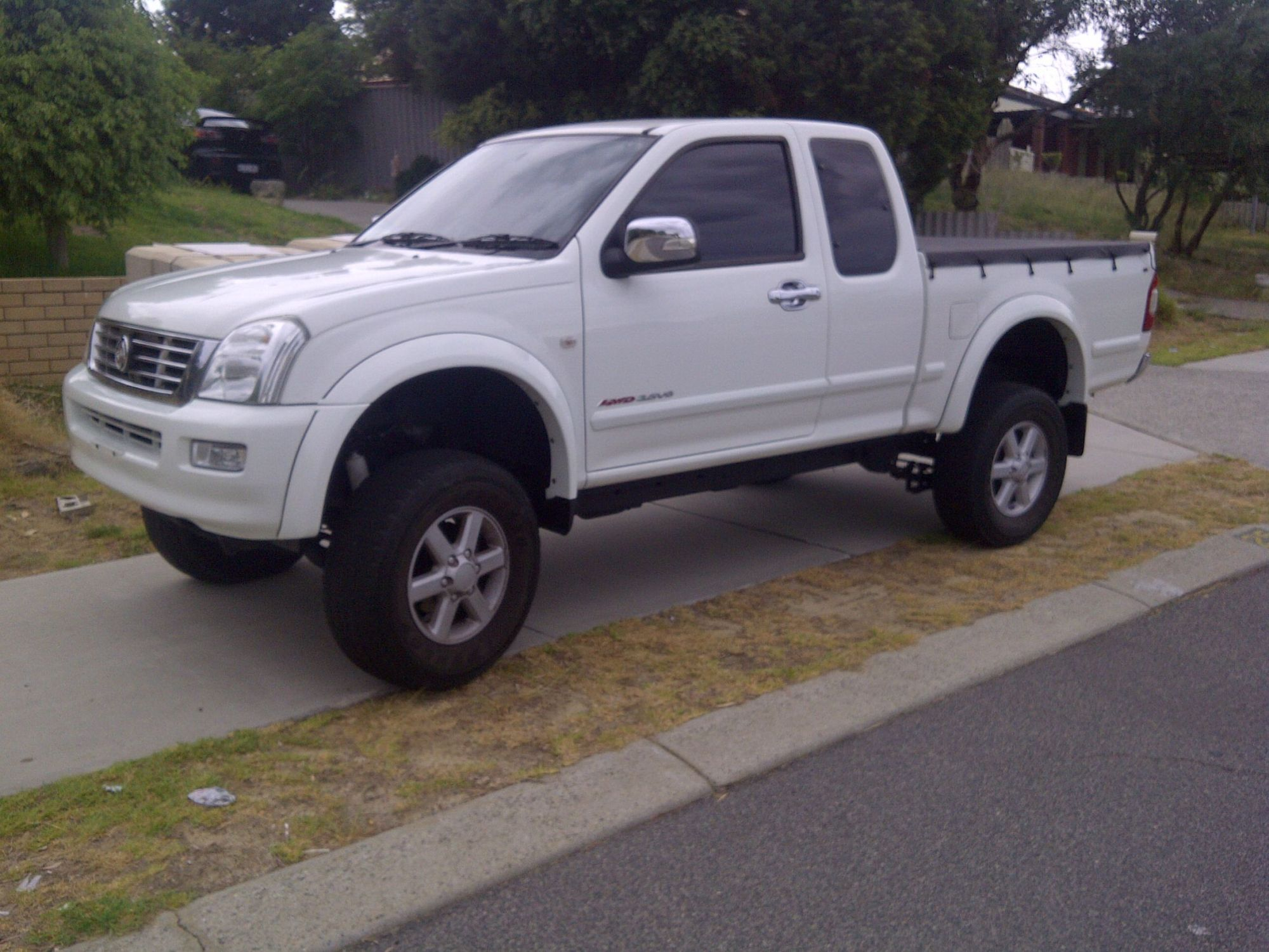 hight resolution of holden rodeo 2005 models 5