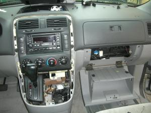 2004 Kia Carnival (up) – pictures, information and specs  AutoDatabase