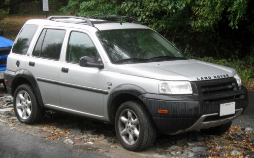small resolution of land rover freelander ln 2005 images 5