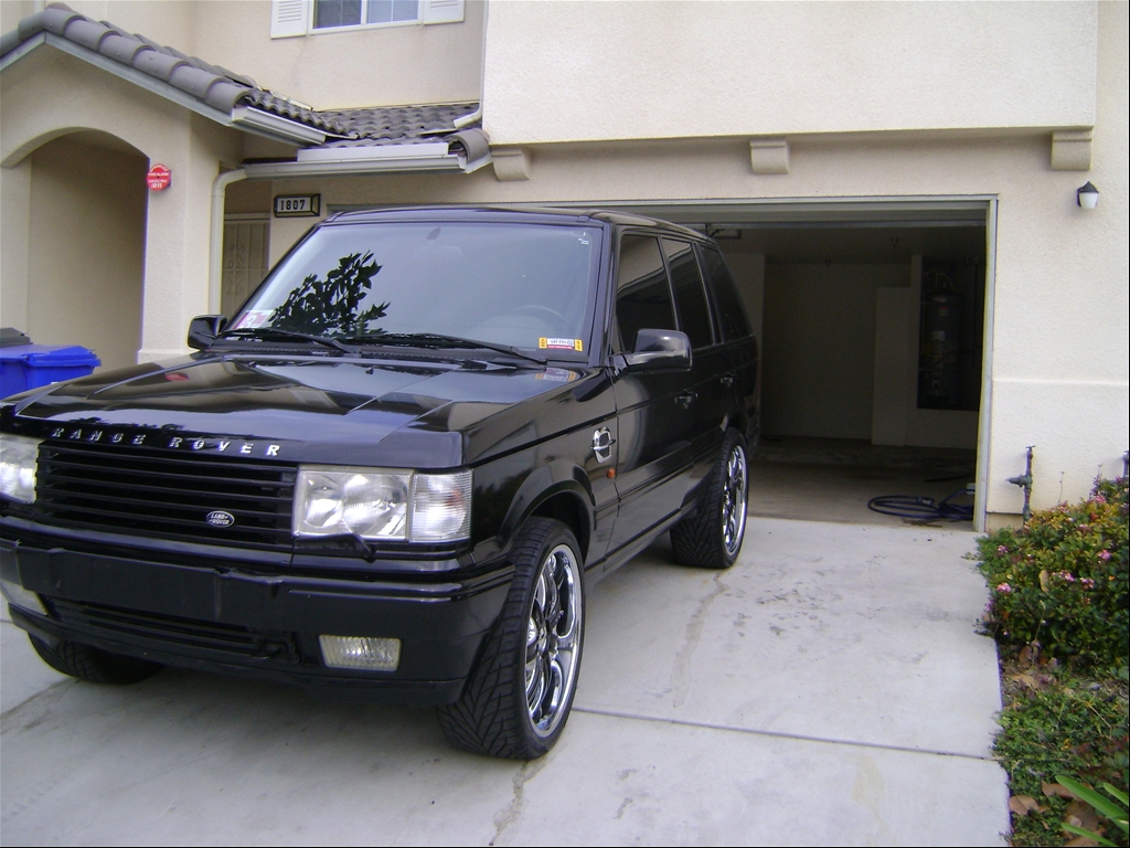 hight resolution of land rover range rover ii 1999 images 4