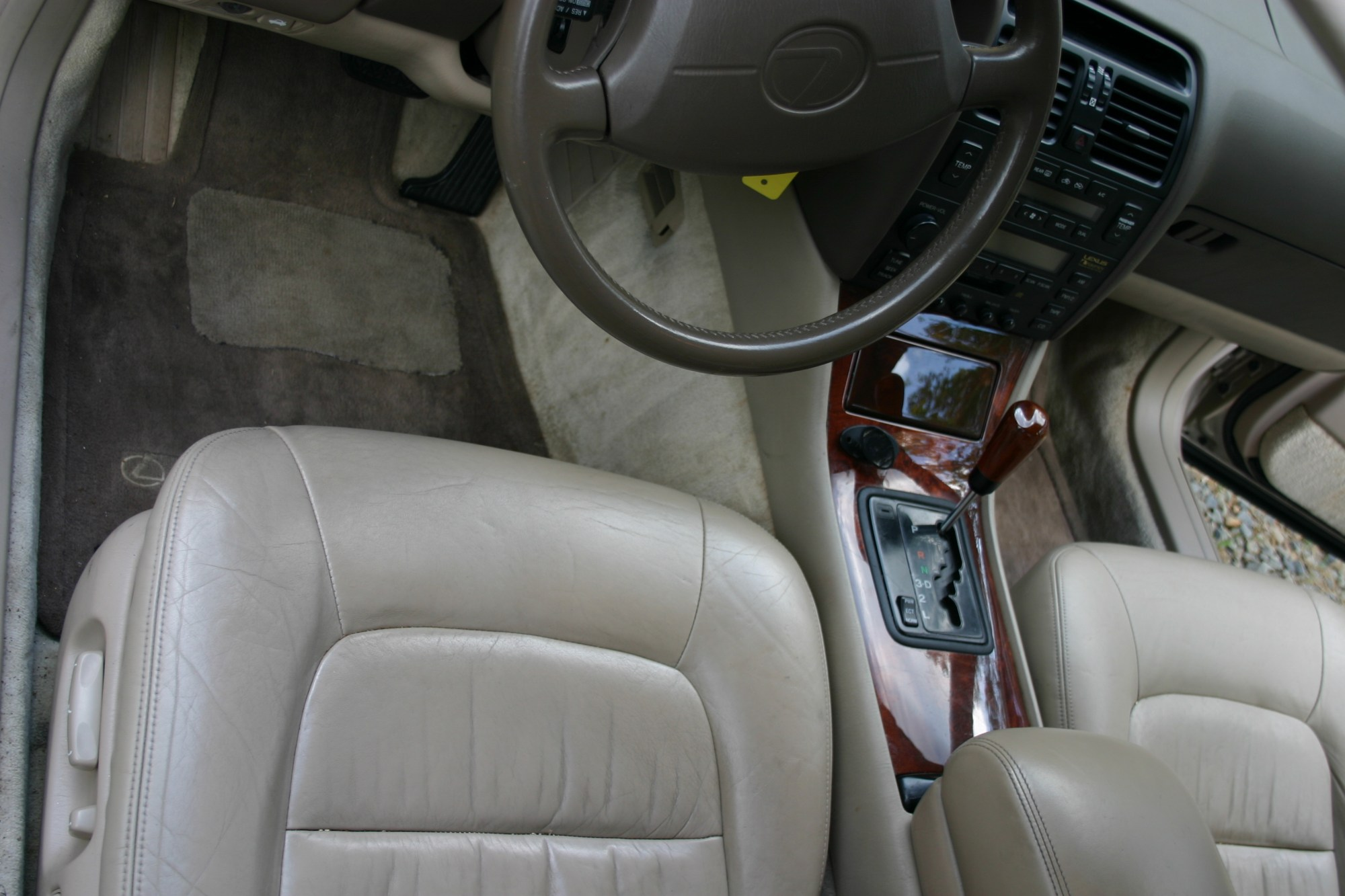 hight resolution of lexus ls 400 1995 15