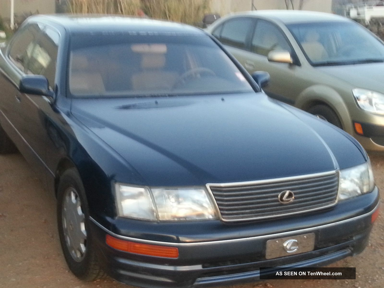 1995 Lexus Ls400 Specs New Cars Used Cars Car Reviews and Pricing
