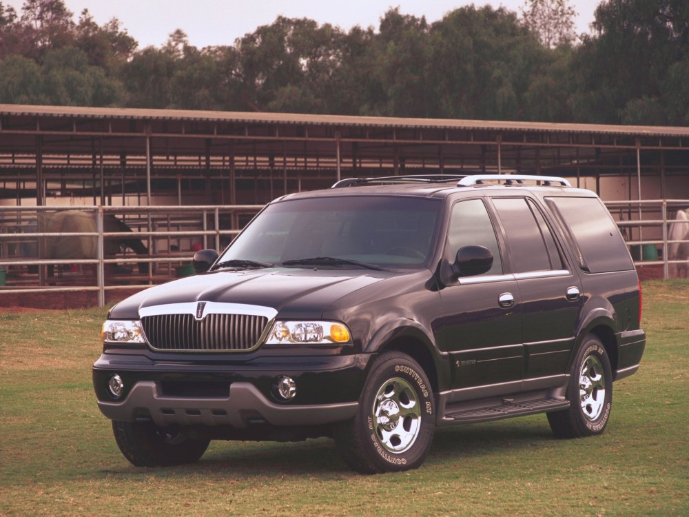 medium resolution of lincoln navigator i 1998 pictures 4