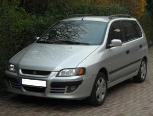 1999 Mitsubishi Space star (dg0) – pictures, information