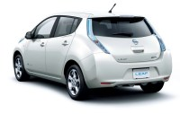 2013 Nissan Leaf  pictures, information and specs - Auto ...