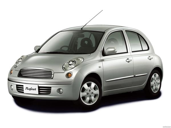 2003 Nissan Micra K12 Information And Specs