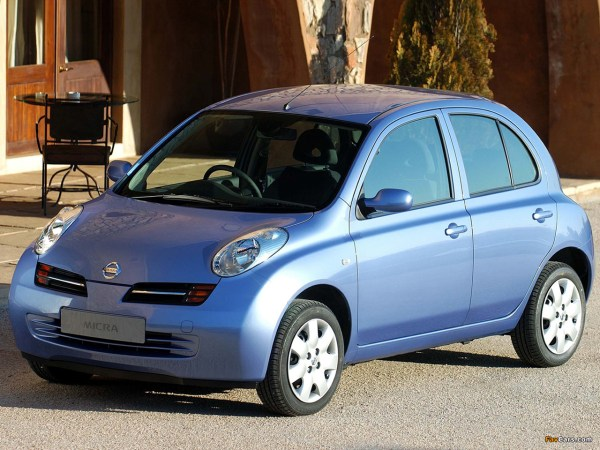 2004 Nissan Micra K12 Information And Specs