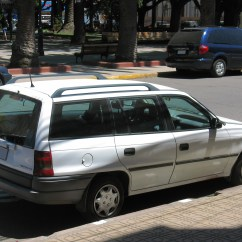 Opel Astra F 1995 Wiring Diagram Crossover Speaker Caravan  Pictures Information And