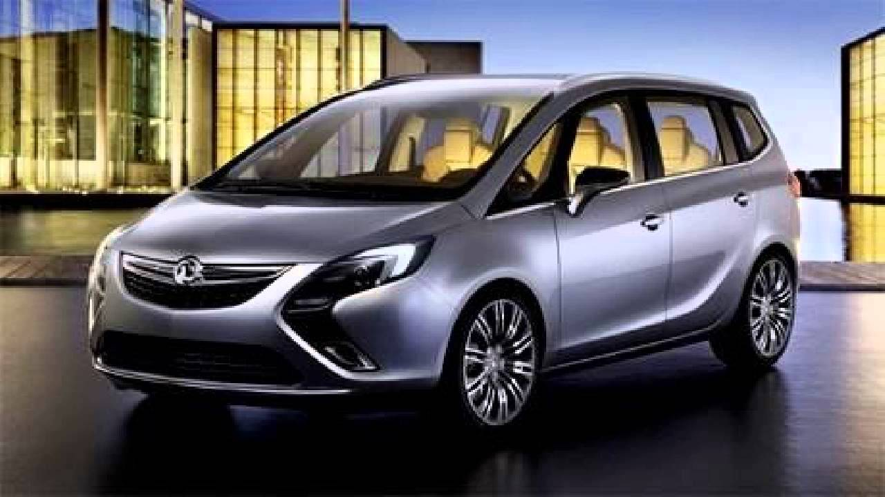 Opel Zafira B Pictures Information And Specs