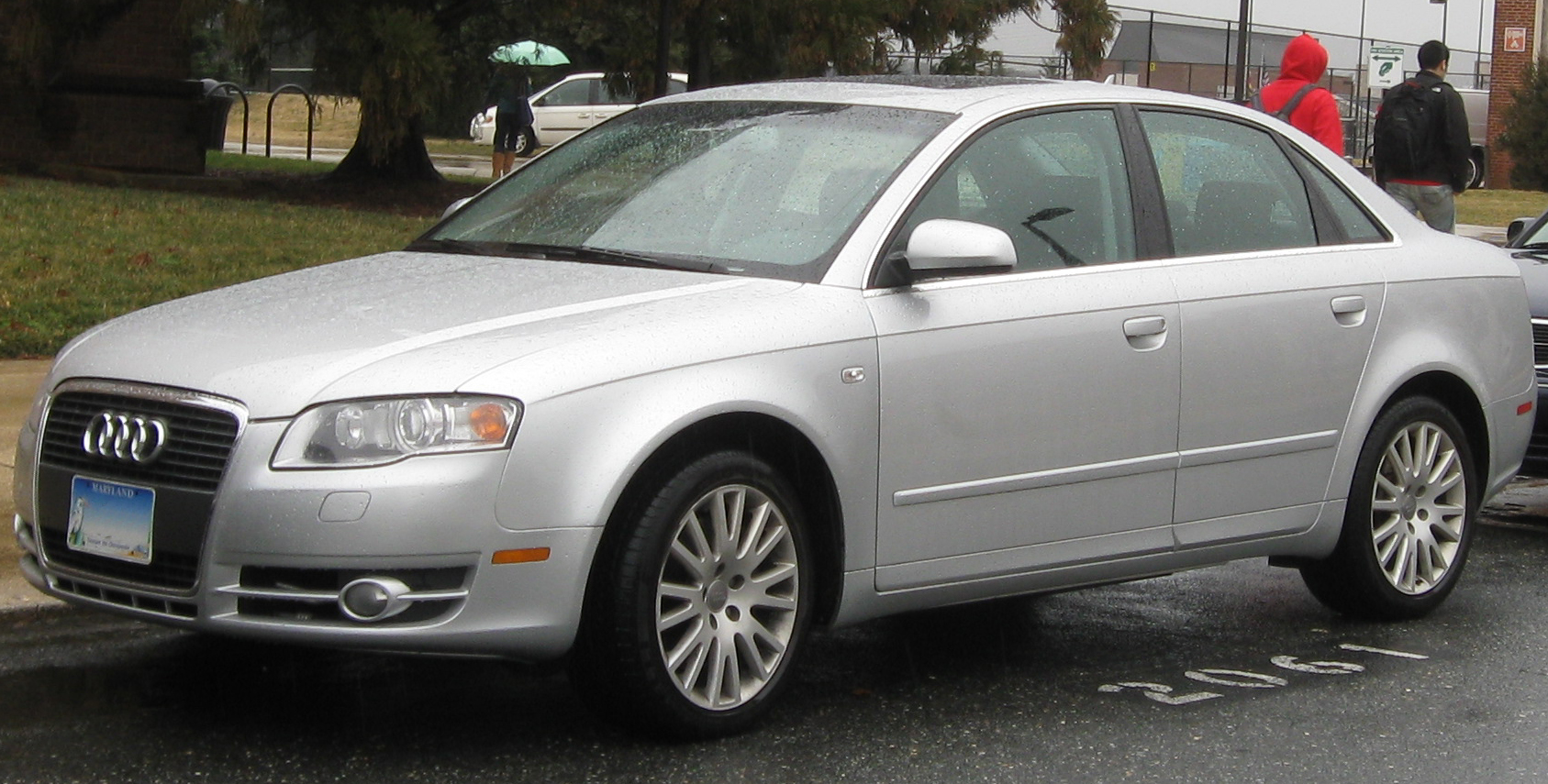 hight resolution of pictures of audi a4 8e 2007 9