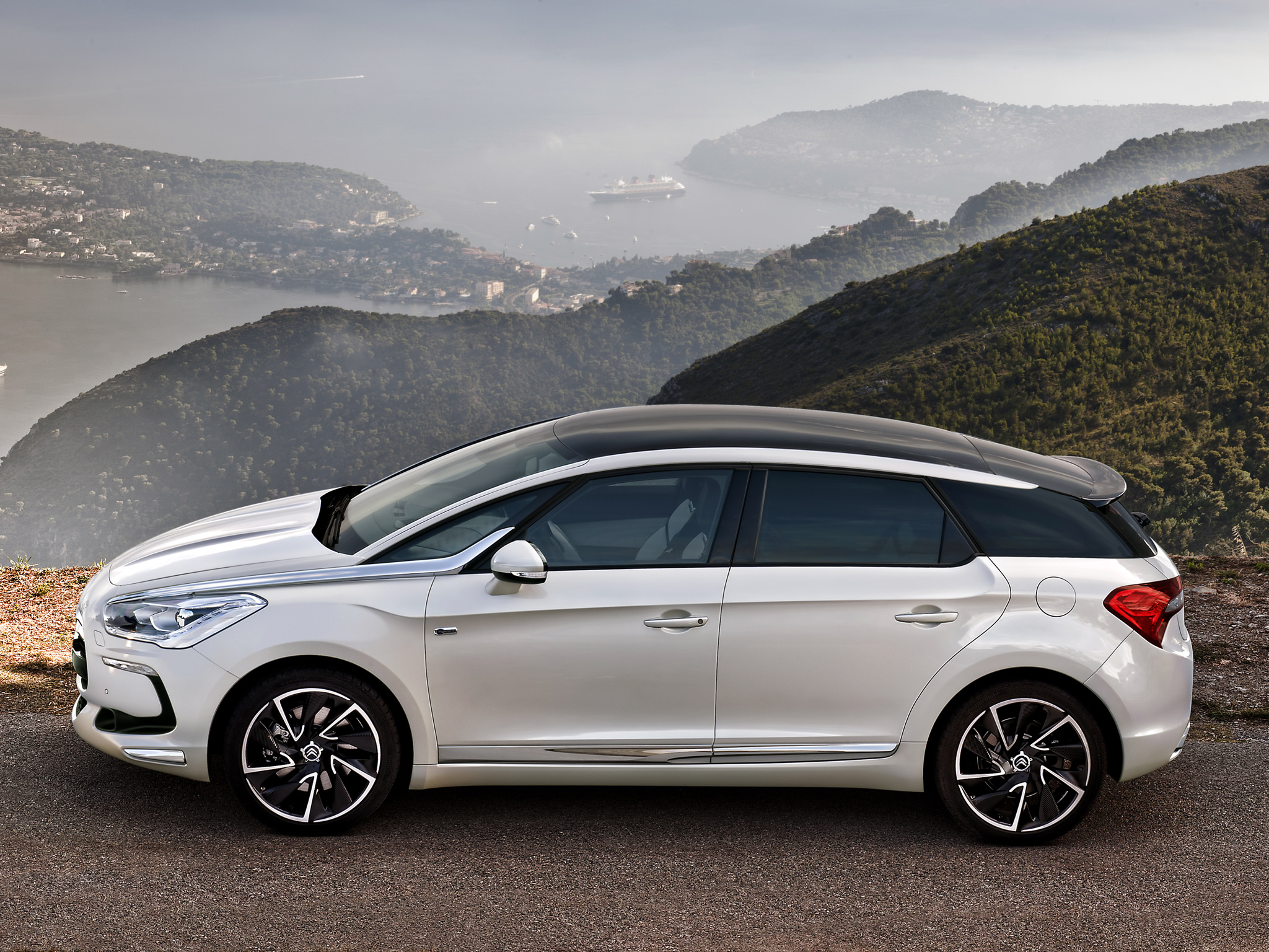 Citroen Ds5 Pictures Information And Specs Auto Databasecom