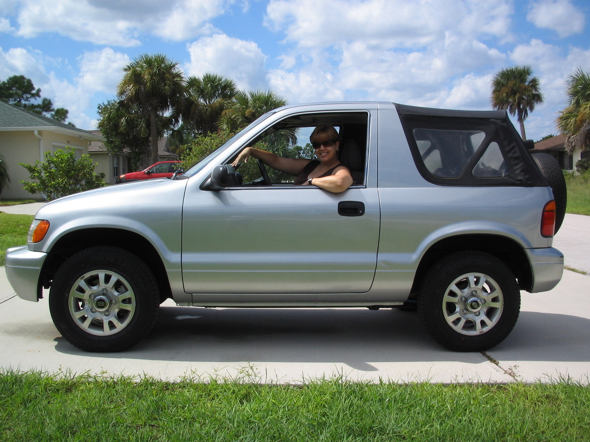 hight resolution of pictures of kia sportage soft top ja 1997 3