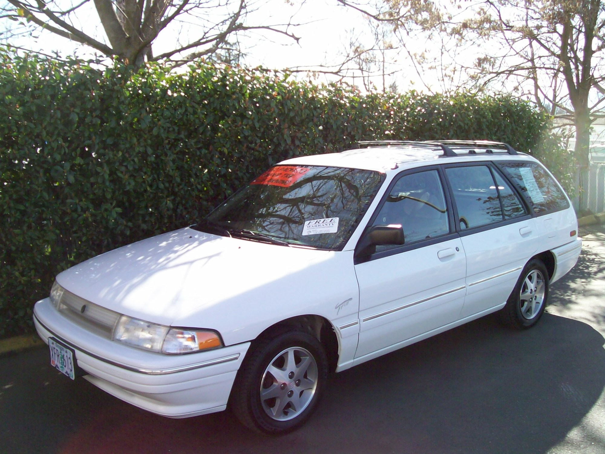hight resolution of pictures of mercury tracer 1995 3