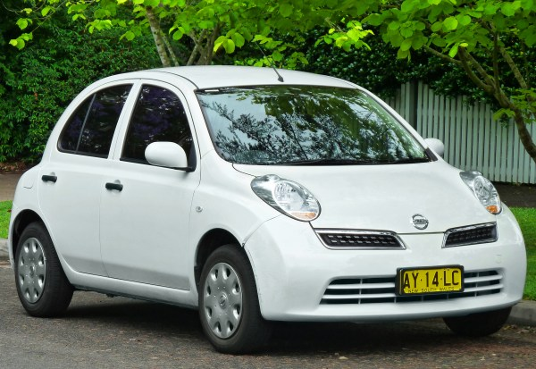 2006 Nissan Micra K12 Information And Specs