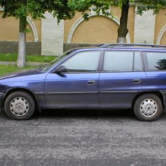 Vauxhall Astra H Towbar Wiring Diagram 2003 Gmc Stereo 1995 Opel F Pictures Information And Specs Auto Database Com Of 3