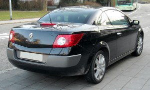 2009 Renault Megane iii cc – pictures, information and