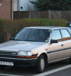 pictures of toyota carina ii station wag 1991 12 [ 1600 x 1200 Pixel ]