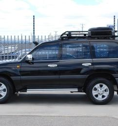 pictures of toyota land cruiser 100 2005 [ 1280 x 856 Pixel ]