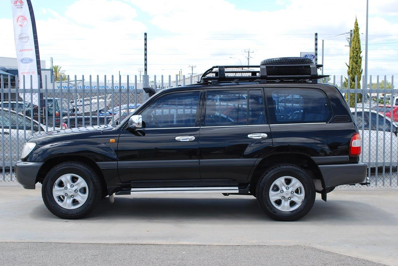 hight resolution of pictures of toyota land cruiser 100 2005