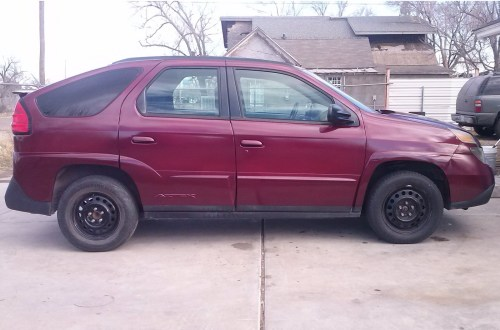 small resolution of pontiac aztek 2003 pictures 4